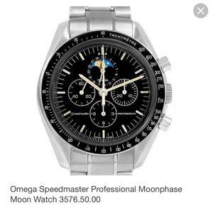 Other - Omega speedmaster